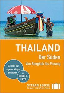 thailand reiseführer backpacker süden insel