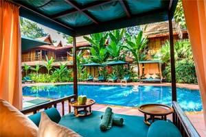 Angkor-Village-Hotel-bacpacker-unterkunft-kambodscha-siem-reap-pool