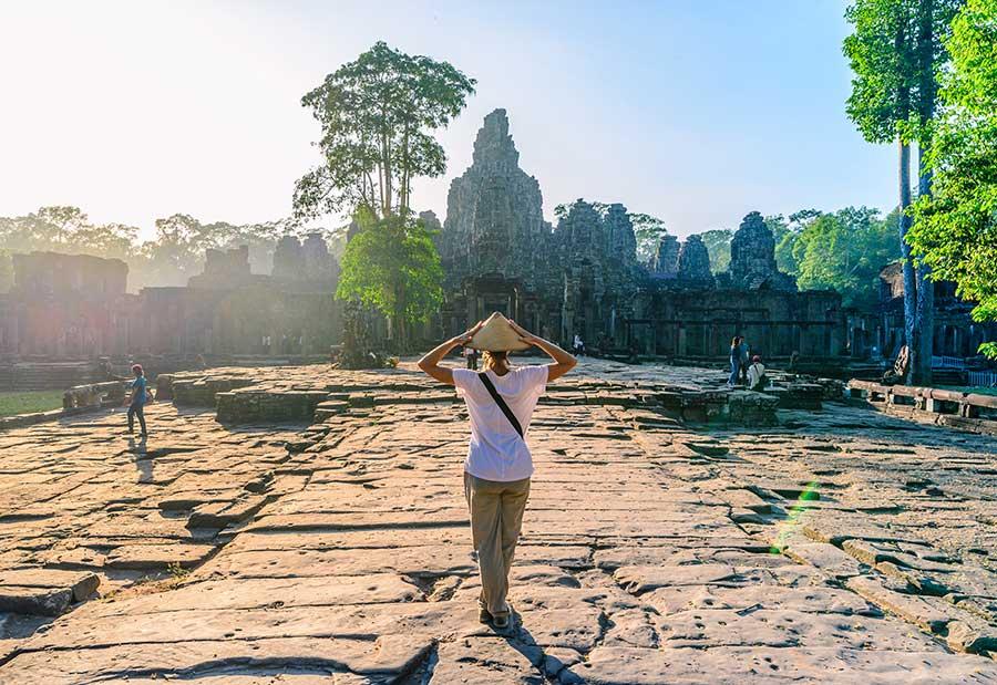 Backpacker-in-in-Siem-Reap-kambodscha-ankorwat-tempel-hostel